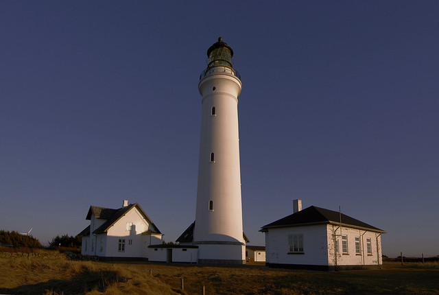Hirtshals lighthous