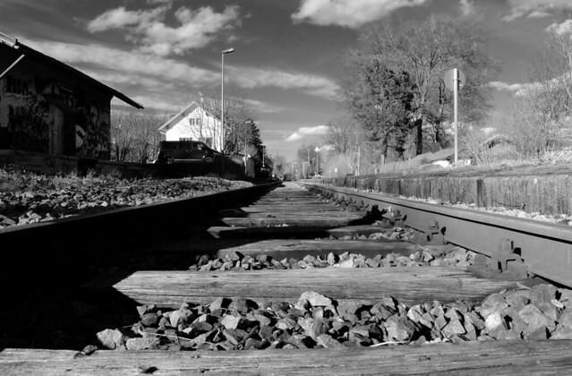 Utting - Bahnhof