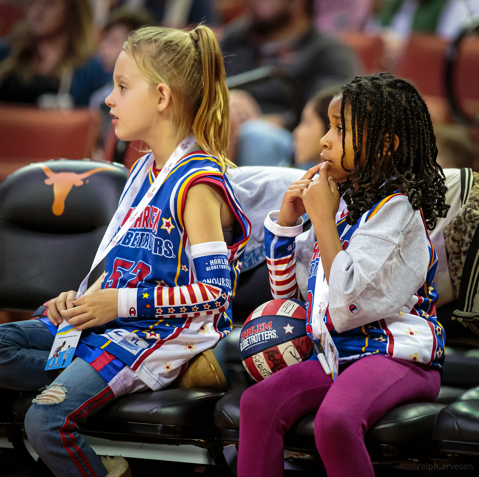 Harlem Globetrotters | Texas Review | Ralph Arvesen
