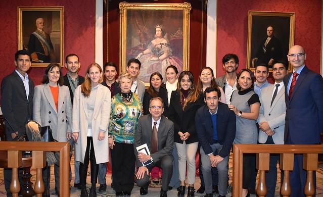 Segundo día - II Programa Liderazgo Iberoamericano