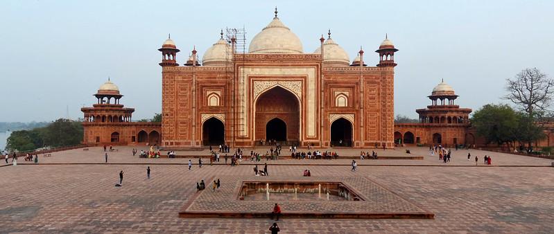 Mehmaan Khana Taj Mahal