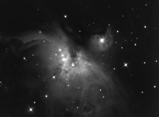 M42 the Orion Nebula 01/03/20