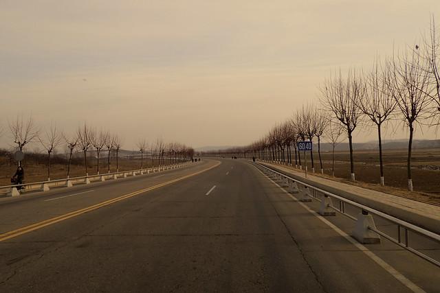En route vers Pyongyang (2)