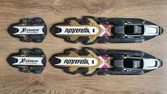 vázání Rottefella NIS Xcelerator skate