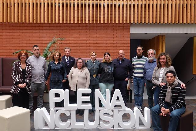 Presentación campaña Vive la inclusión