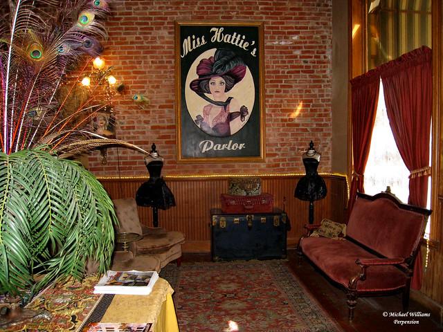 Miss Hattie's Parlor