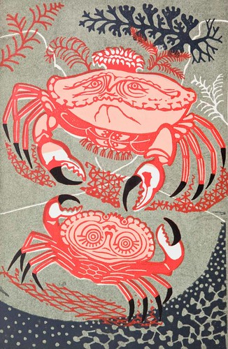 Edward-Bawden-An-Old-Crab-and-a-Young-667x1024