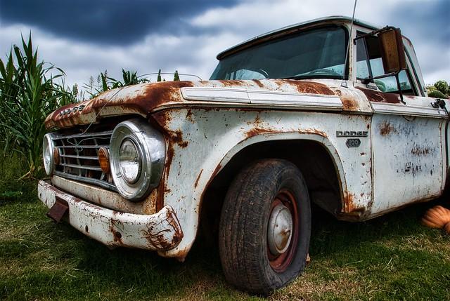 Old cruiser