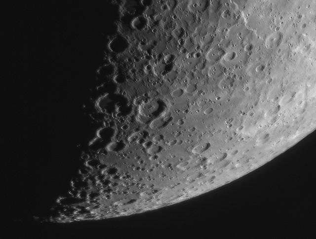 40% Waxing Crescent Moon (5) 01/03/20