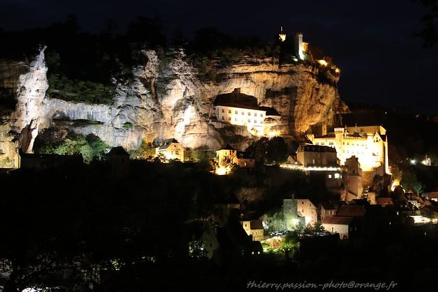 Rocamadour Un soir