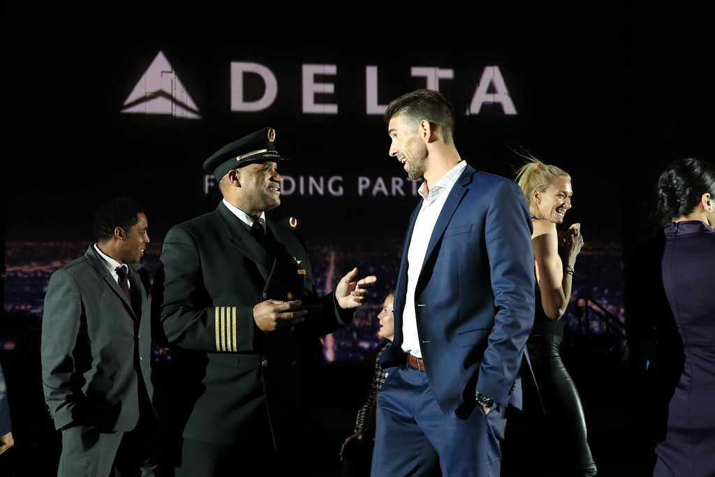 Delta | LA2028 Olympics Partnership