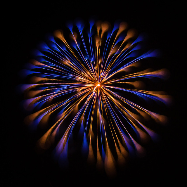 Art from Fireworks