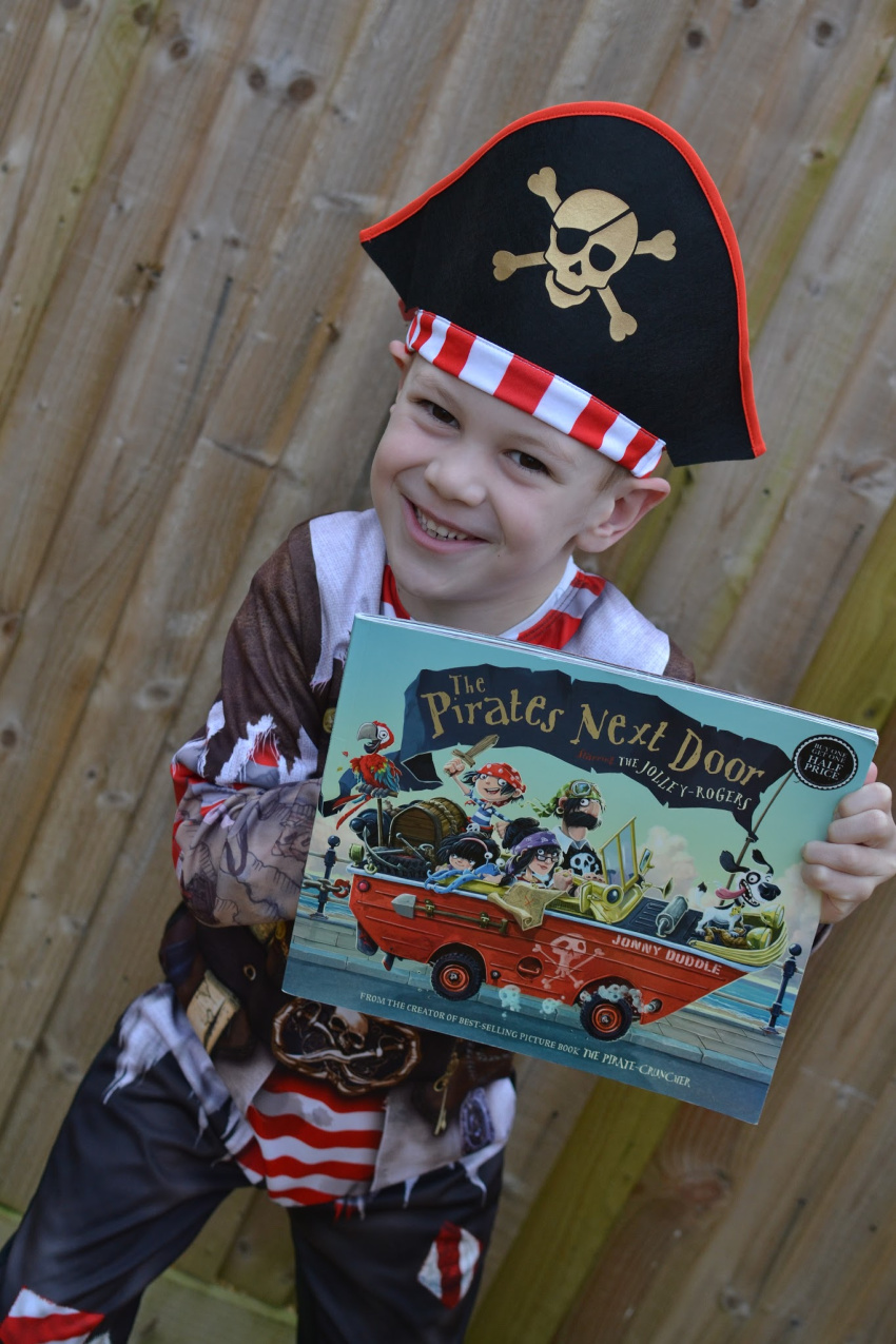 Pirate world book day