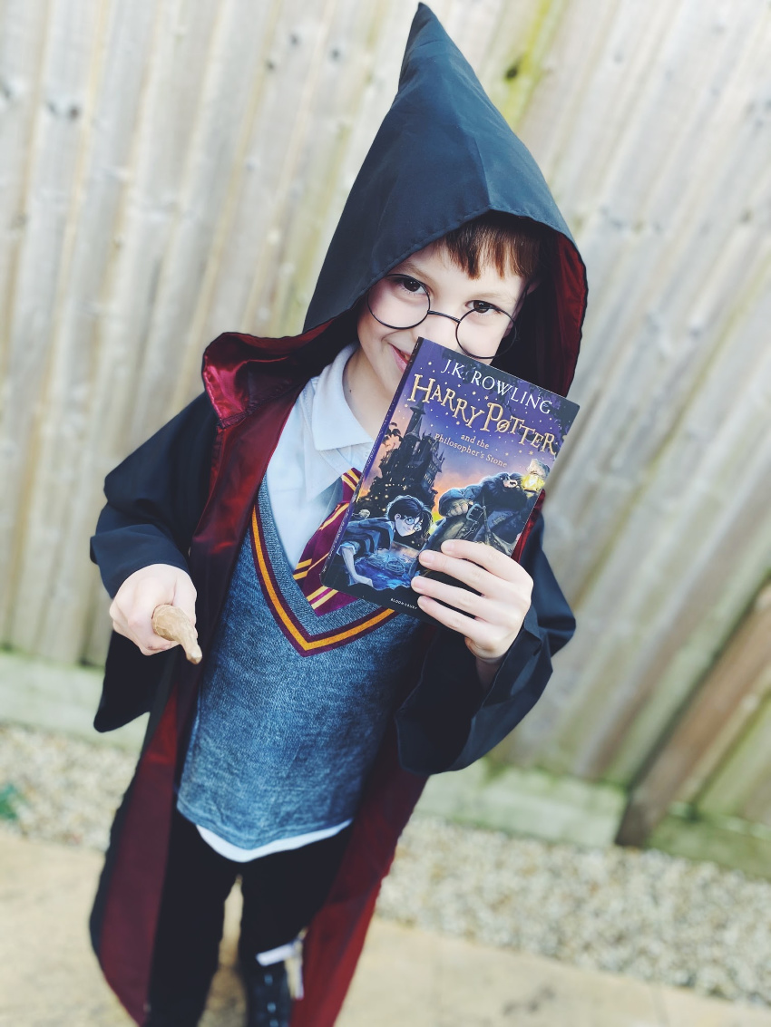 Harry World Book Day