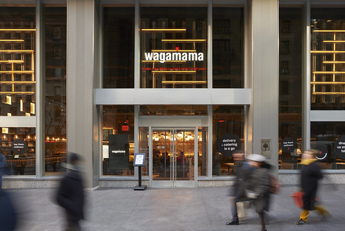 wagamama Midtown West