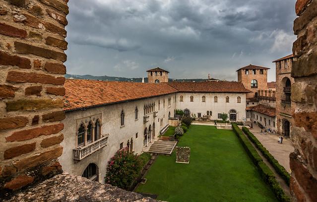 Italia / Italy / Italien: Verona, Castelvecchio