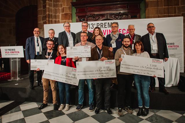 13º Premio Vila Viniteca de Cata por Parejas - Fase Final