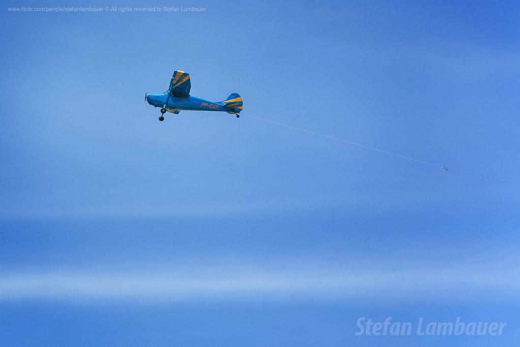 Avião Cessna 170 (1949) PP DXR
