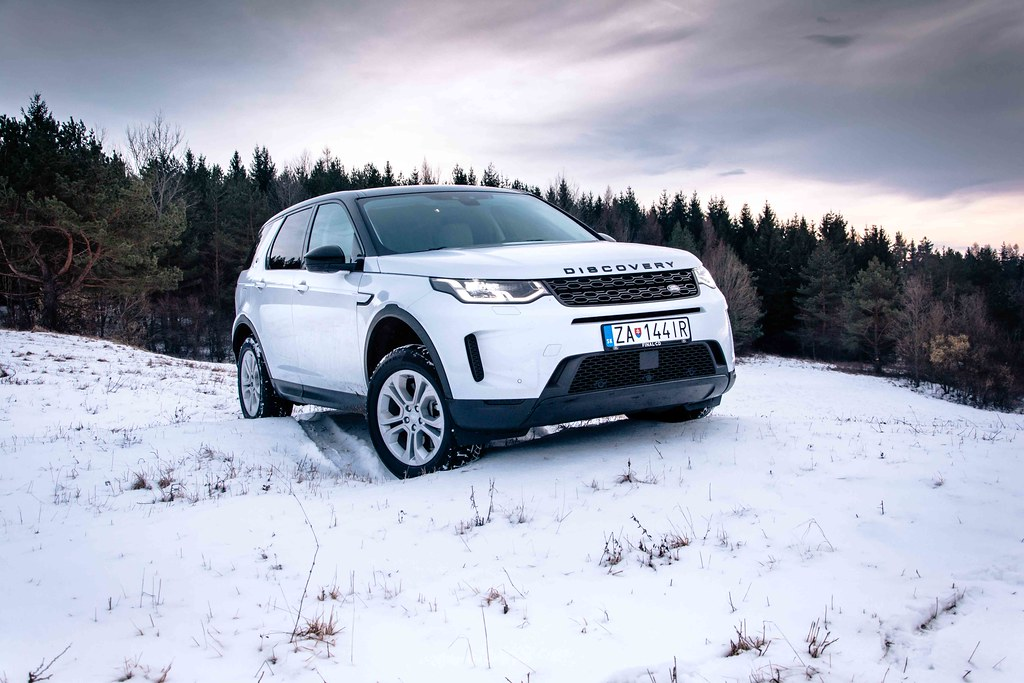 Land Rover Discovery Sport 2,0 D180 HSE