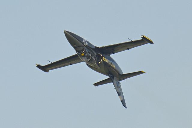 2018.05.19.498 LA FERTE ALAIS - Aero L-39C Albatros (ES-YLS - Code.6 - cn.433141) patrouille Breitling  (In Explore 04/02/2020)
