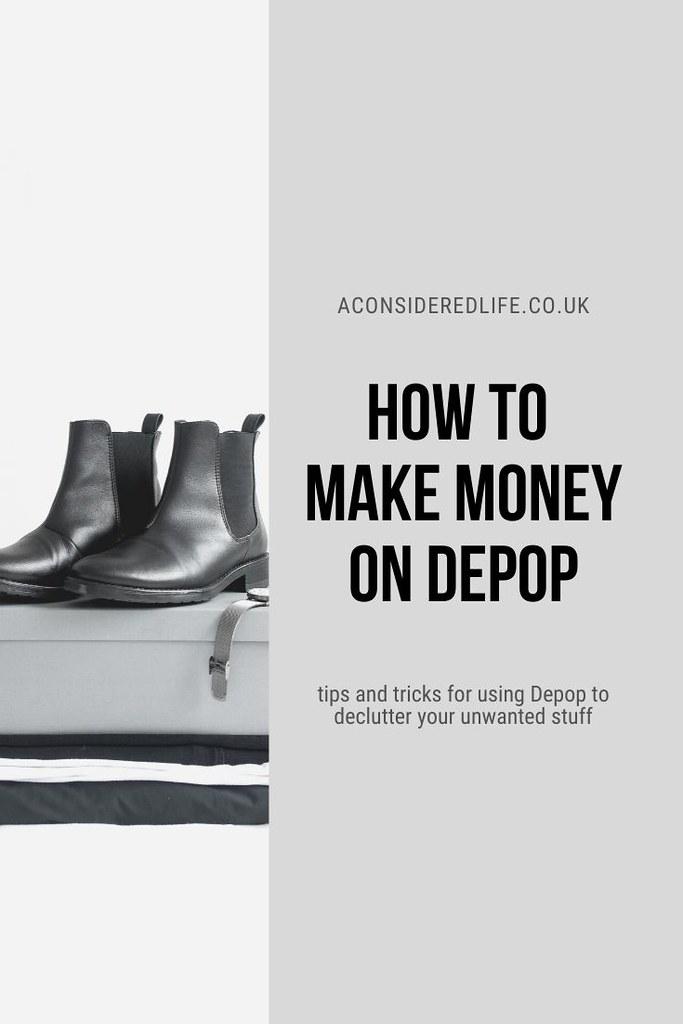 Depop Selling Tips