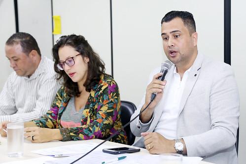 1ª Reunião - Reunião - Comissão Especial de Estudo: Abastecimento hídrico