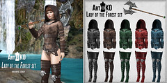 Art&KO - Lady of the Forest set - WLRP