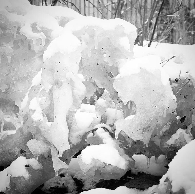 Печерская в феврале