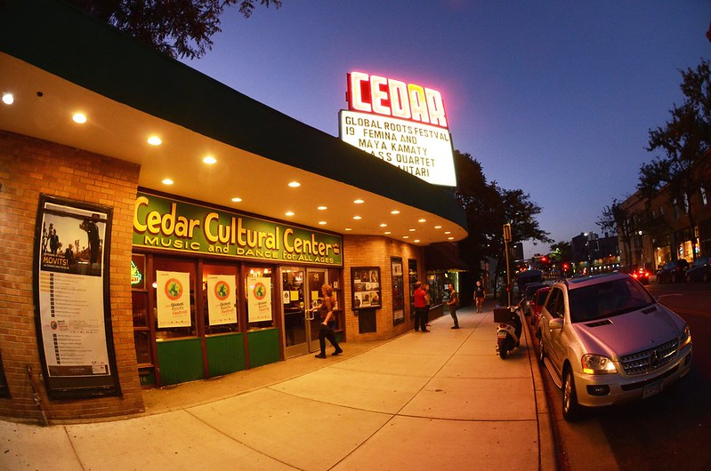 Cedar Cultural Center - Minneapolis, MN