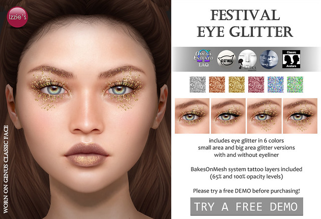 Fastival Eye Glitter (TLC)