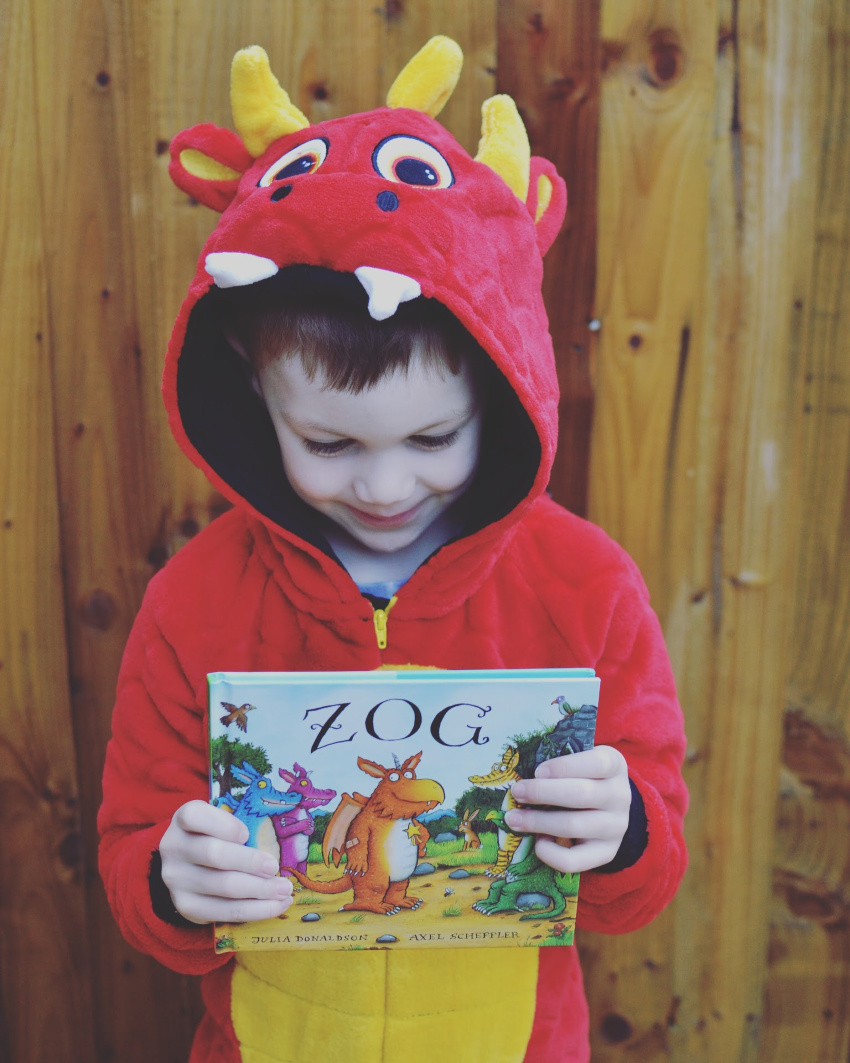 Zog world Book Day