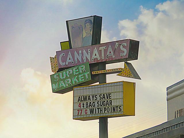 Cannata's Super Market