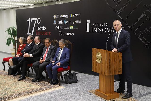 Lançamento do 17º Prêmio Innovare