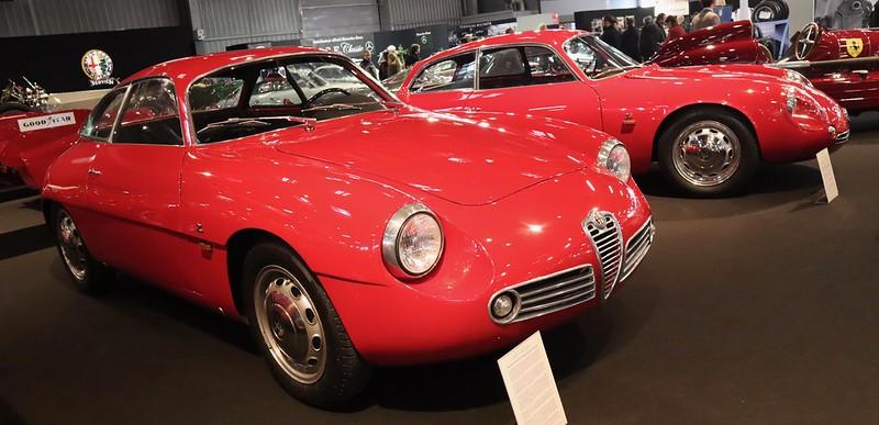 Alfa Romeo Giulietta Sprint Zagato SZ / SVZ / SZT -  49614789088_d76e681480_c