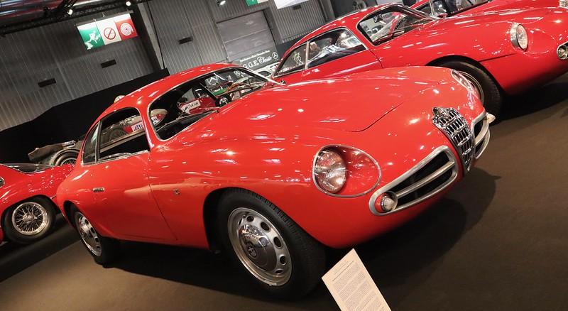 Alfa Romeo Giulietta Sprint Zagato SZ / SVZ / SZT -  49614789273_204a2160a9_c