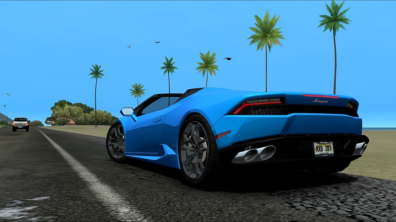 Test Drive Unlimited 2 - Lamborghini
