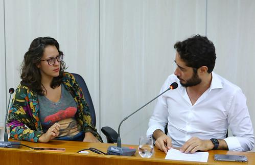4ª Reunião Ordinária -  Comissão de Legislação e Justiça