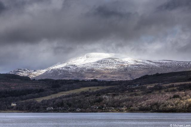 Above Loch Long; Argyll & Bute, Scotland