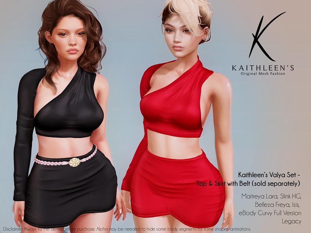 Kaithleen's Valya Set Poster web