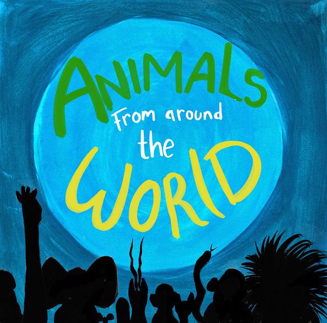 OCA - Children book cover design 2