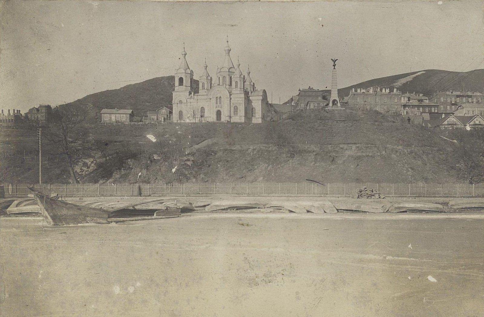 23. Церковь во Владивостоке