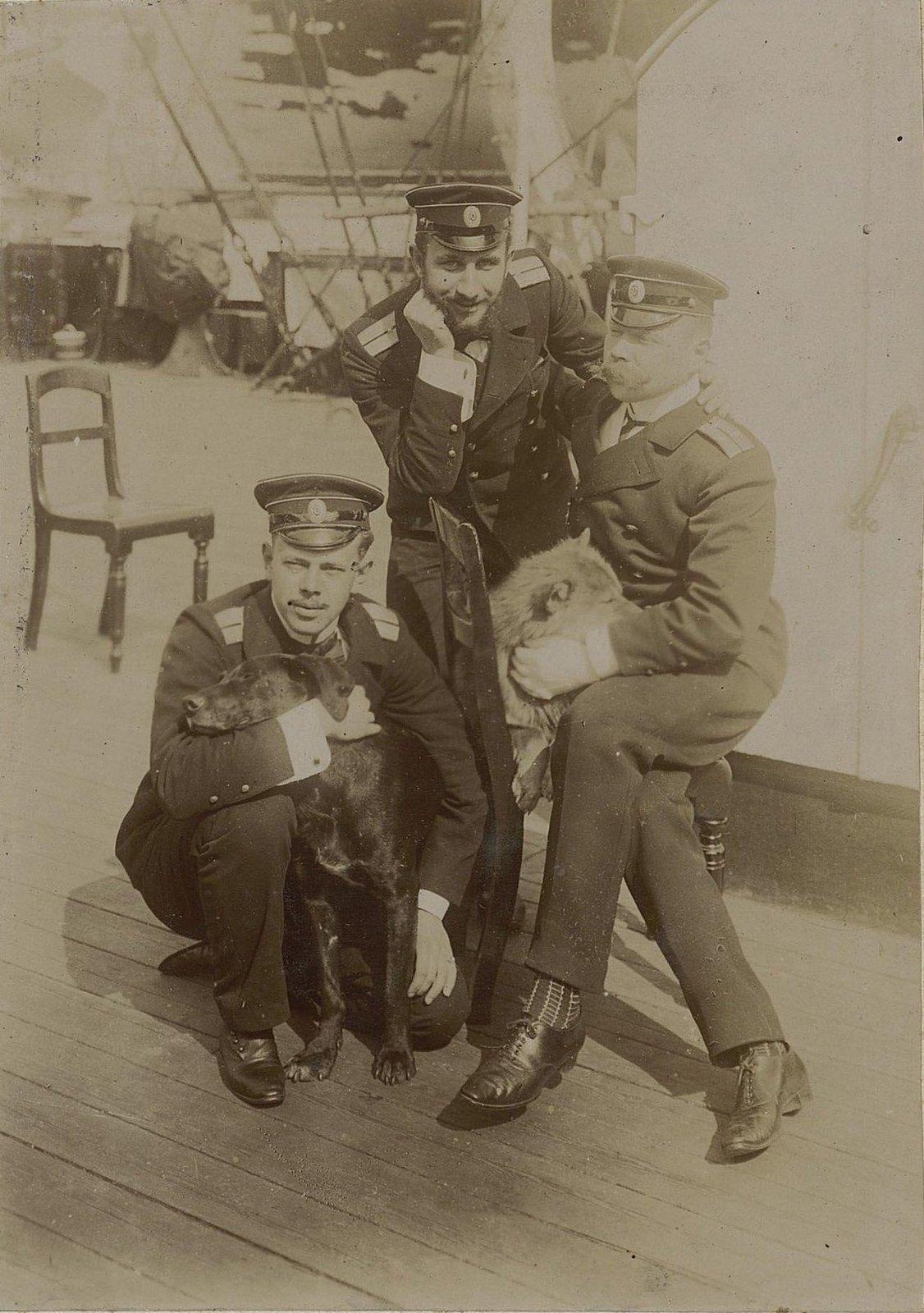 1905. Альбом боевых действий Владивостокского отряда крейсеров. Часть 2