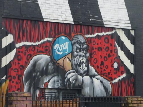 King Kong Ping Pong at Roxy Ballroom - Heath Mill Lane, Digbeth