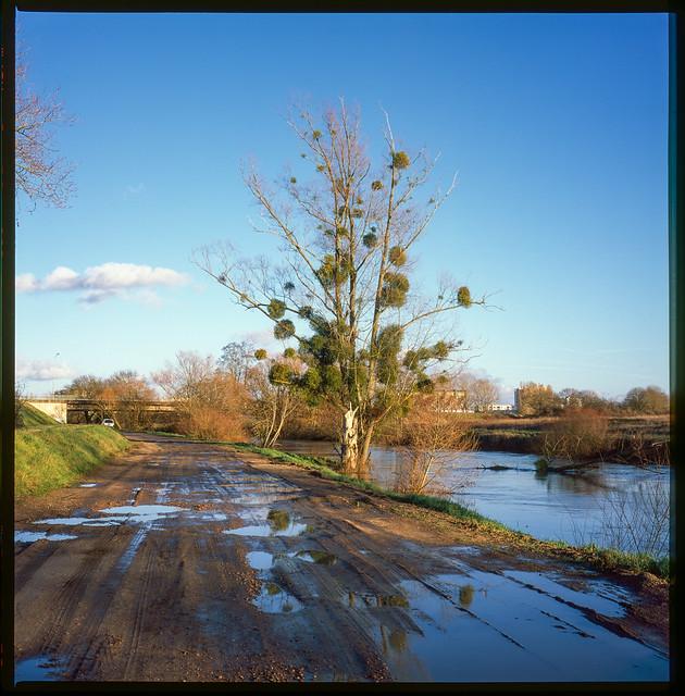 Canal de dérivation de la rivière Nièvre