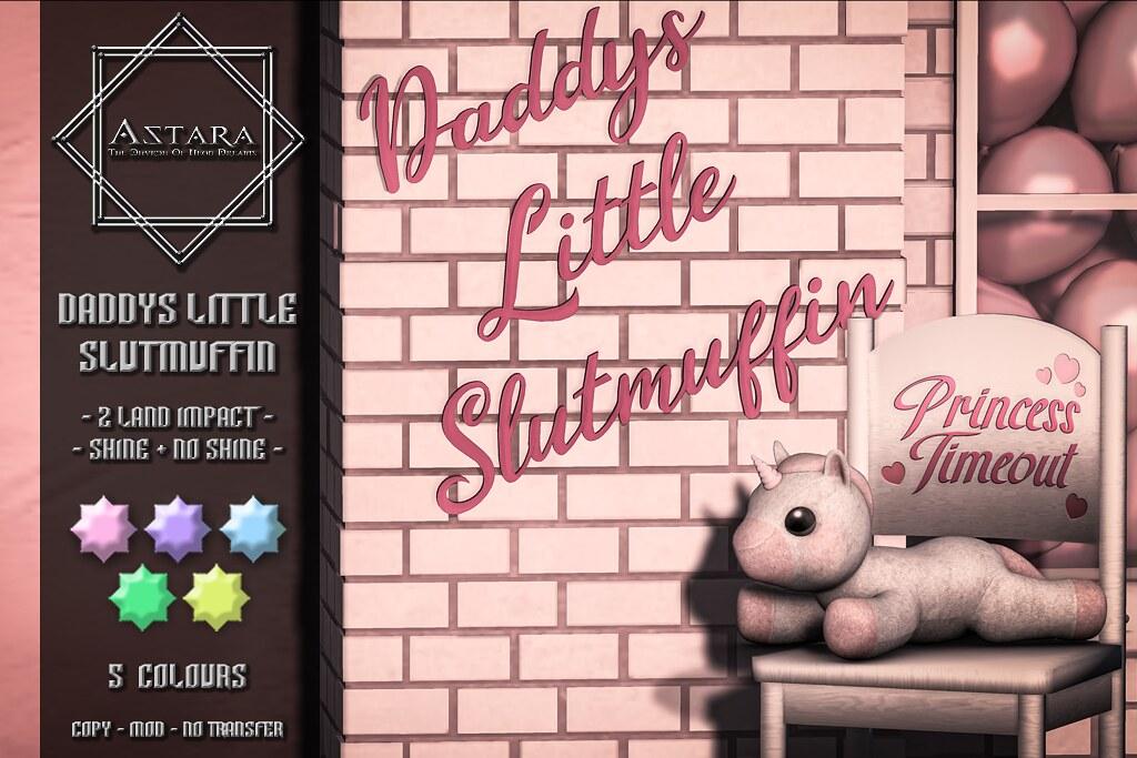 Astara – Daddys Little Slutmuffin