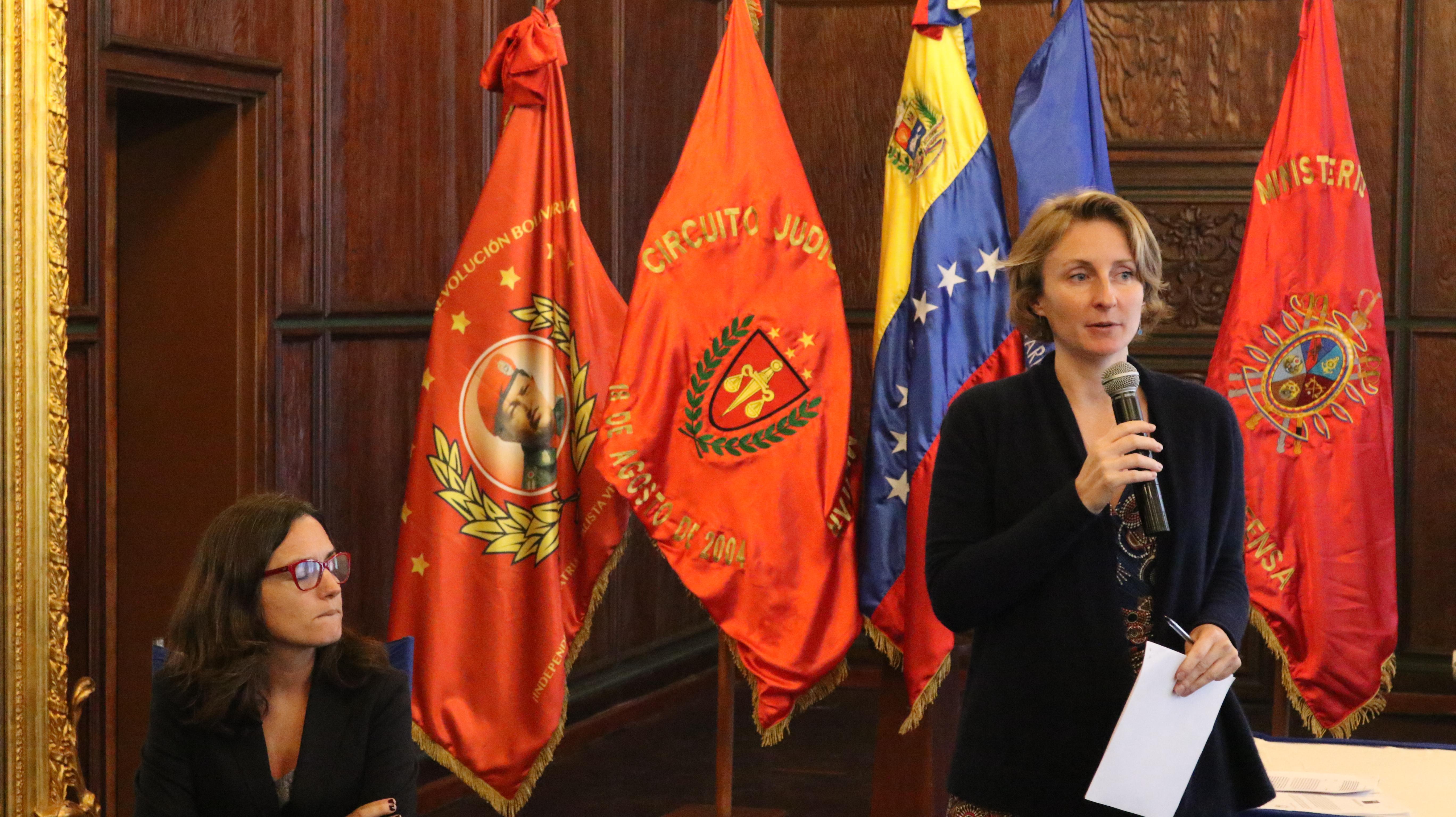 Concluye con éxito Taller de Formación sobre los Procedimientos Especiales del Consejo de DDHH de la ONU en Caracas