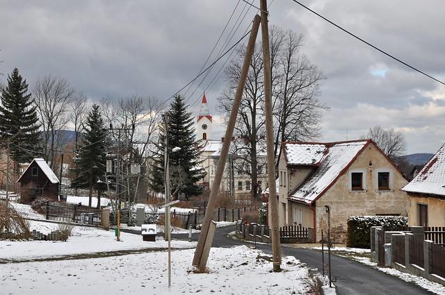 Weißbach (Bily Potok) Tschechien