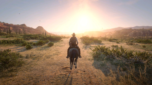 Red Dead Redemption 2 - The End