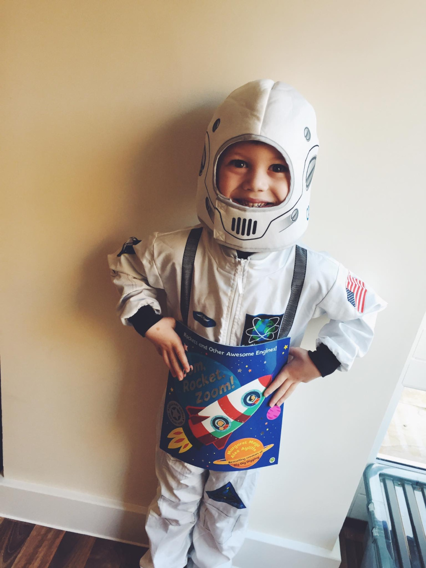 space world book day
