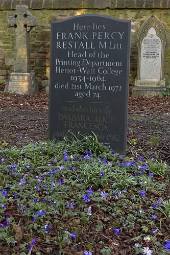 Frank Percy Restall M.Litt.